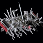 The Biggest Swiss Army Knife Ever